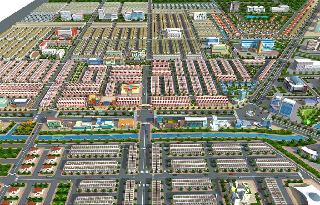 Khu đô thị Thương mại Dịch vụ Golden Center City