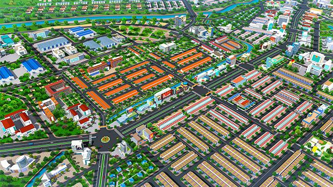 Khu đô thị thương mại dịch vụ Golden Center City 2