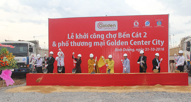 Mẫu thiết kế nhà dự án Golden Center City 2 chi phí xây dựng từ 590 triệu đồng