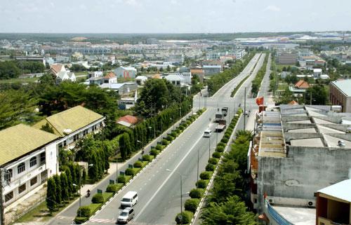 Bình Dương có thêm 2 Thị Xã mới Thị Xã Bến Cát và Thị Xã Tân Uyên