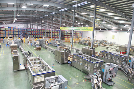 Khánh thành nhà máy Sữa đậu nành Vinasoy Bắc Ninh với công suất 180 triệu lít/ năm và Sắp khởi công xây dựng nhà máy thứ 3 tại KCN VSIP 2A Bình Dương