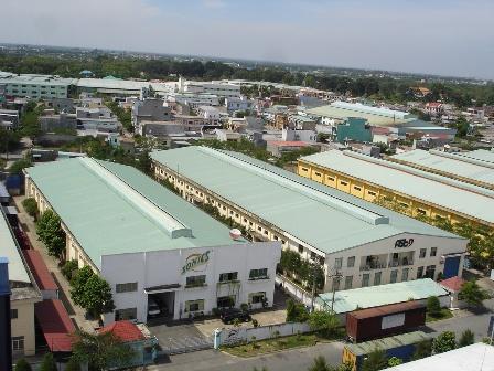 Kinh nghiệm của Bình Dương trong quy hoạch phát triển khu công nghiệp