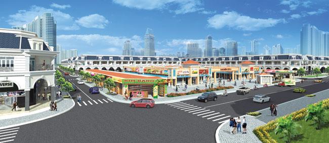 Tổng công ty Kim Oanh tổ chức lễ động thổ Chợ Bến Cát 2